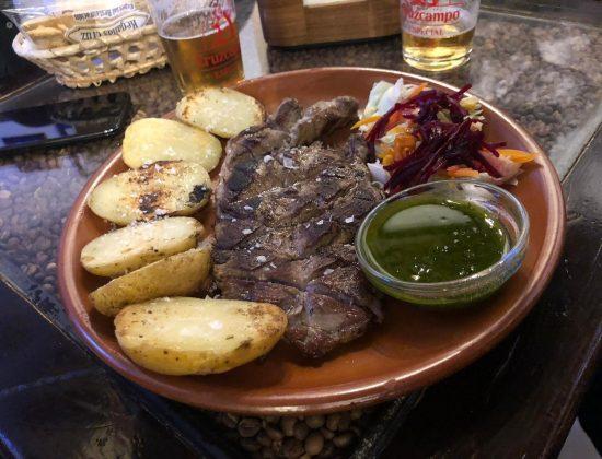 Santa Marina – Excellent traditional Cordobés tavern