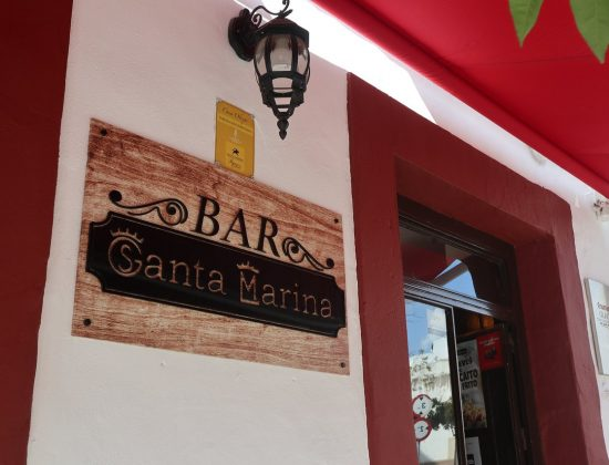 Santa Marina – Excellent traditional Córdobés tavern in the center of the city