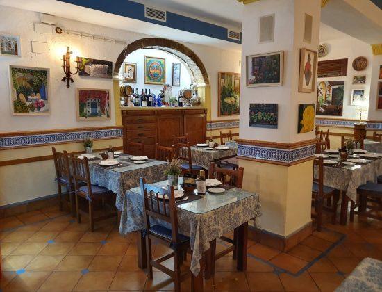 Taberna La Viuda in Córdoba