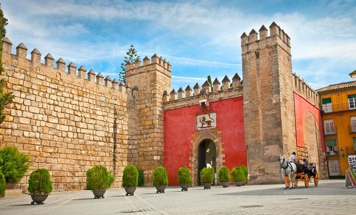 The Real Alcazar of Seville 8.9 rating