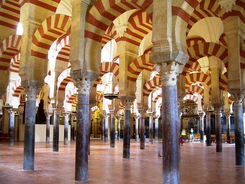 The mosque of Cordoba 9.5 rating