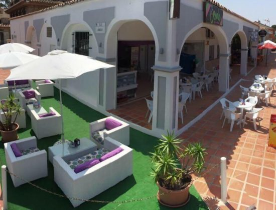 Veroda – Delicious and affordable meal just outside of Málaga
