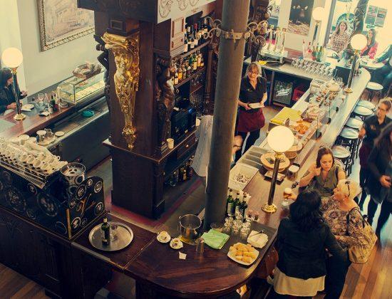 Versalles restaurant in Barcelona