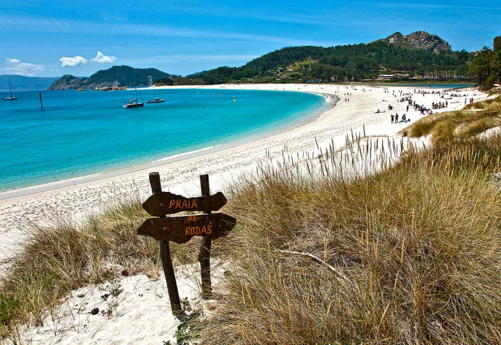 PLAYA DE RODAS-Selected by the Guardian as the best beach in the world…