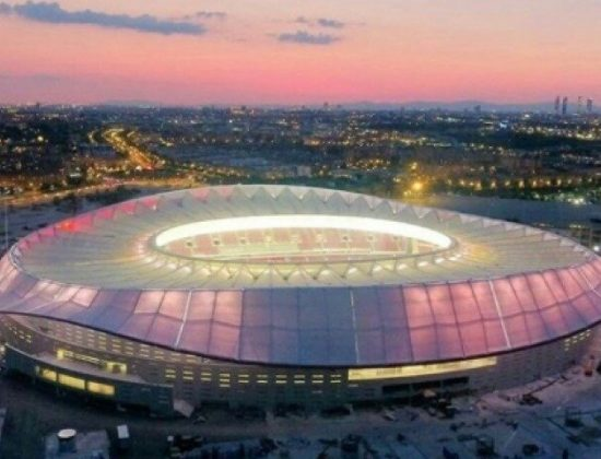 Wanda Metropolitano- Madrid