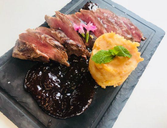 Zahir Centro restaurant in Córdoba