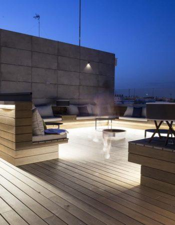 Zenit Sevilla – Elegant 4 star hotel in Triana district