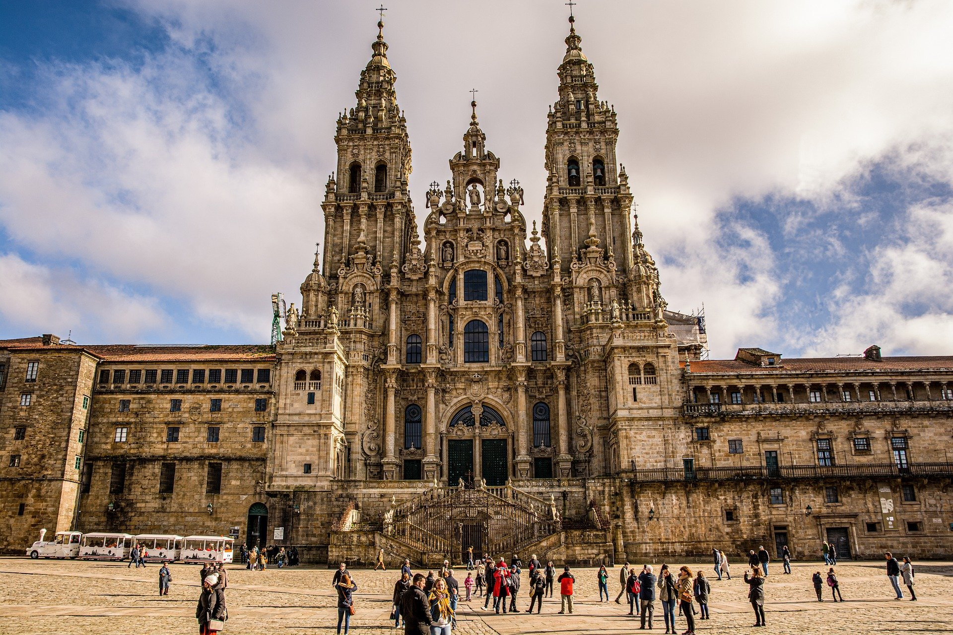 "Camino de Santiago: The Primitivo and other ""Caminos"""