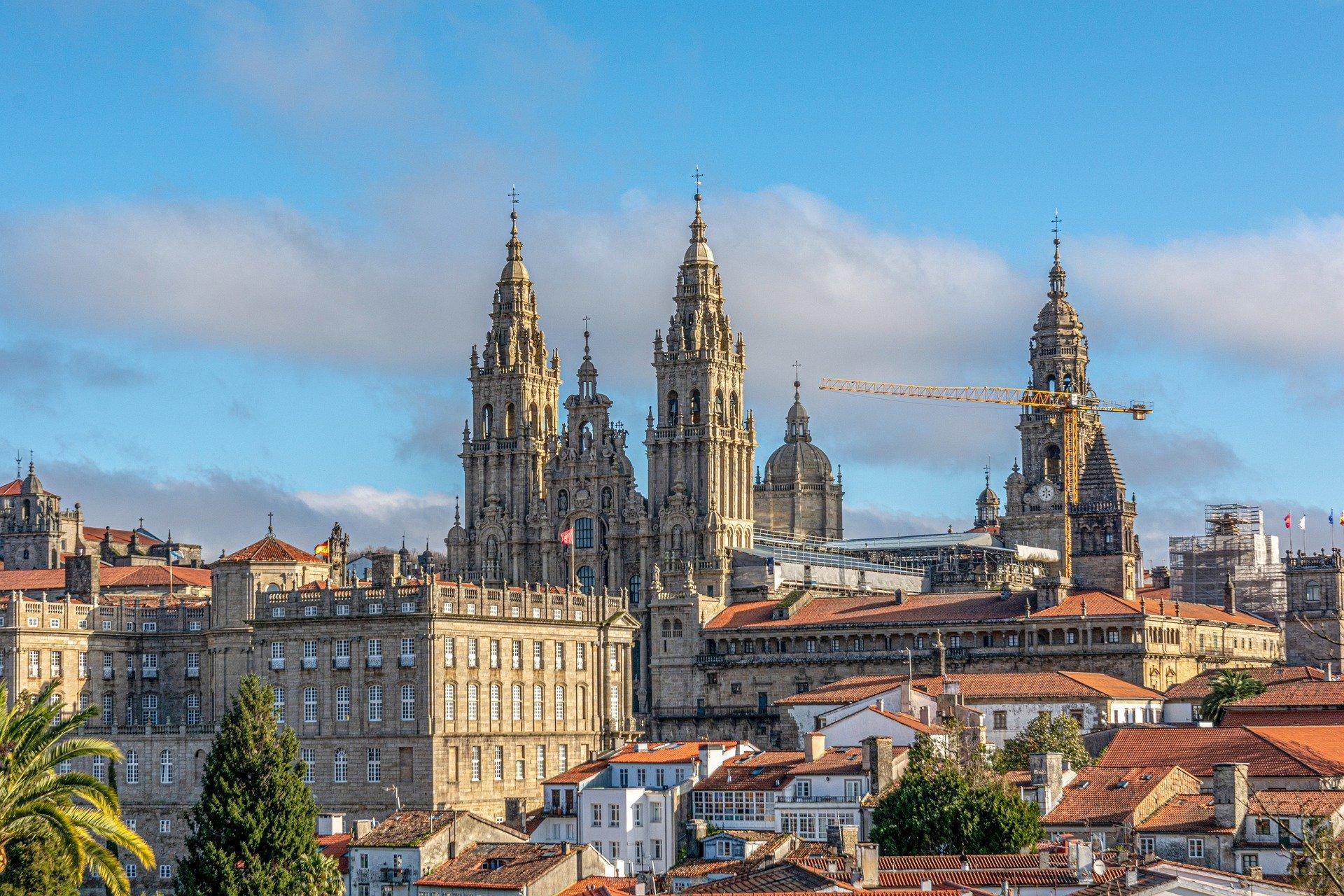 Camino de Santiago: the Pilgrims's Mass