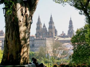 Top tourist attractions in Santiago de Compostela