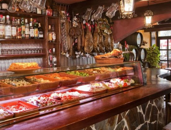 Bodegas la venencia de la Fontanilla- Marbella