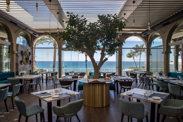 Top romantic restaurants in Marbella