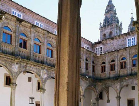 Hospital Real (hostal de los Reyes Católicos)- Santiago de Compostela