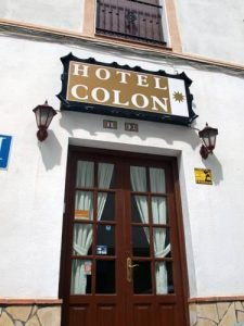 Hotel Colón 1 stars