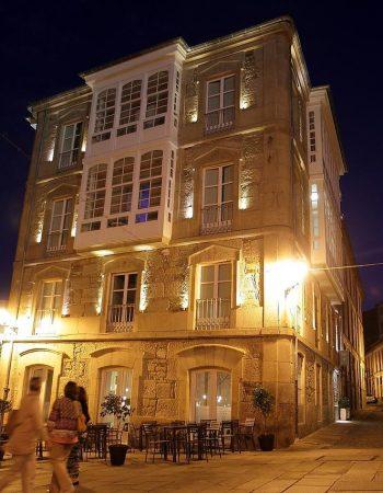 Hotel Pazo de Altamira – 3 stars – Santiago de Compostela