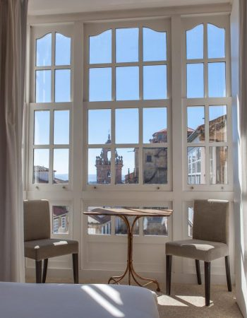 Hotel San Miguel – boutique hotel 5 minutes from the Cathedral of Santiago