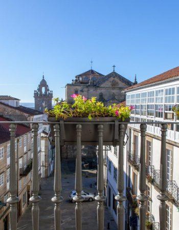 Hotel San Miguel – 3 stars – Santiago de Compostela