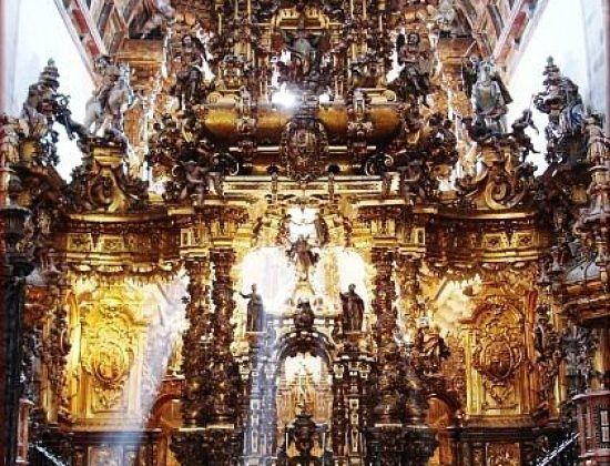 San Martin Pinario monastery- Santiago de Compostela