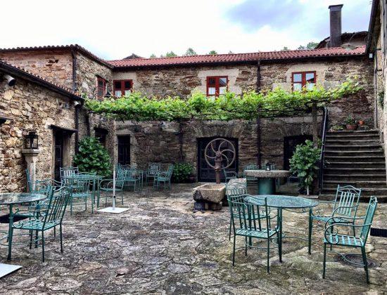 O Sendeiro restaurant- Santiago-de-Compostela