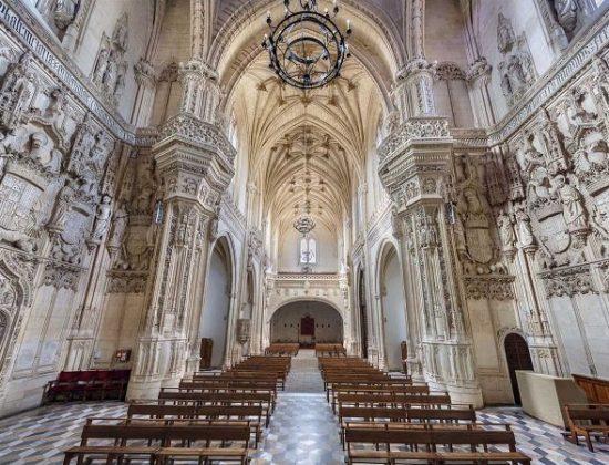 San Juan de los Reyes Monastery inToledo