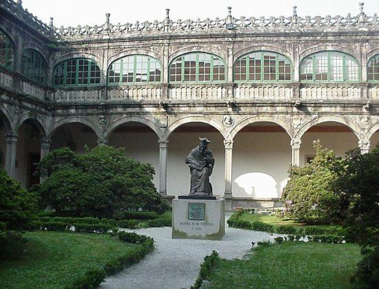 University of Santiago de Compostela and Fonseca