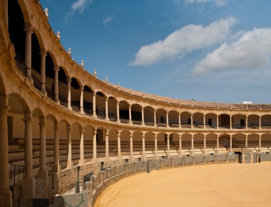 Ronda Bullfighting Ring: The oldest and one of the most beautiful bullrings in Spain