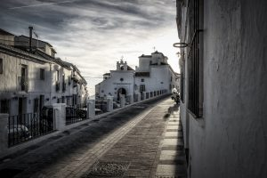"Mijas - Spectacular ""white village"" in Southern Spain"