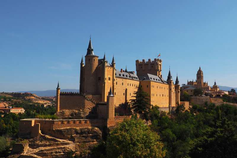Top 14 Segovia tourist attractions