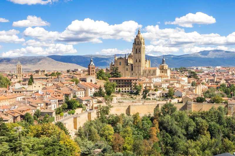 Cathedral Segovia