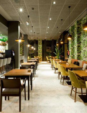 Hotel Malcom and Barret – gorgeous 3-star hotel in the center of Valencia