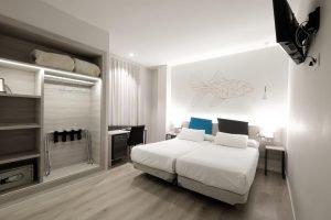Hotel Mediterraneo Valencia 3 stars