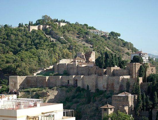 La Alcazaba de Malaga – Gribalfaro- Malaga