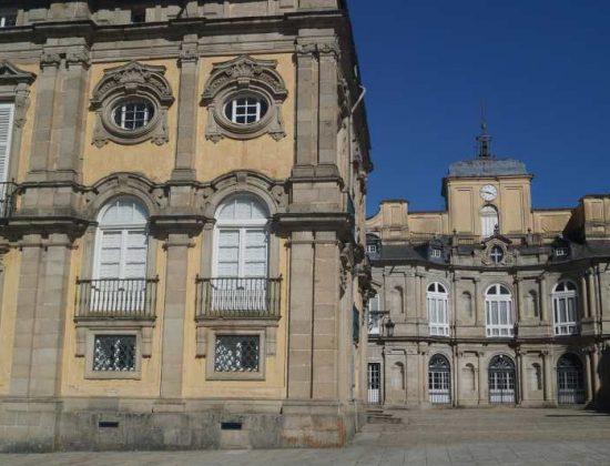 Palace and gardens – La Granja de San Ildefonso- Segovia