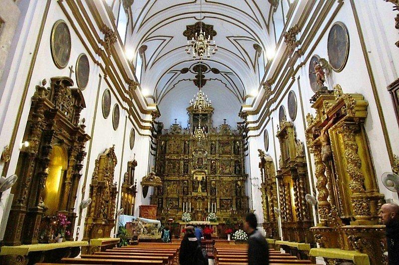 Parish church El Sagrario