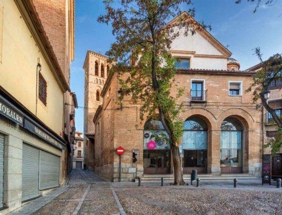 Santo Tome, Conde Orgaz Burial in Toledo