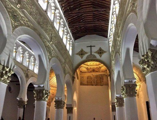 Sinagoga de Santa María la Blanca- Toledo