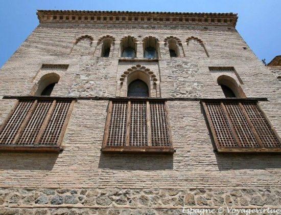 Sinagoga del Tránsito in Toledo