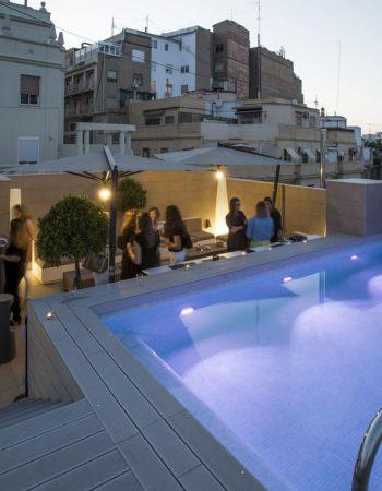 Vincci Mercat – 4 stars – Valencia