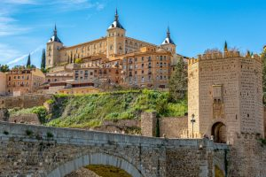 alcazar of toledo day