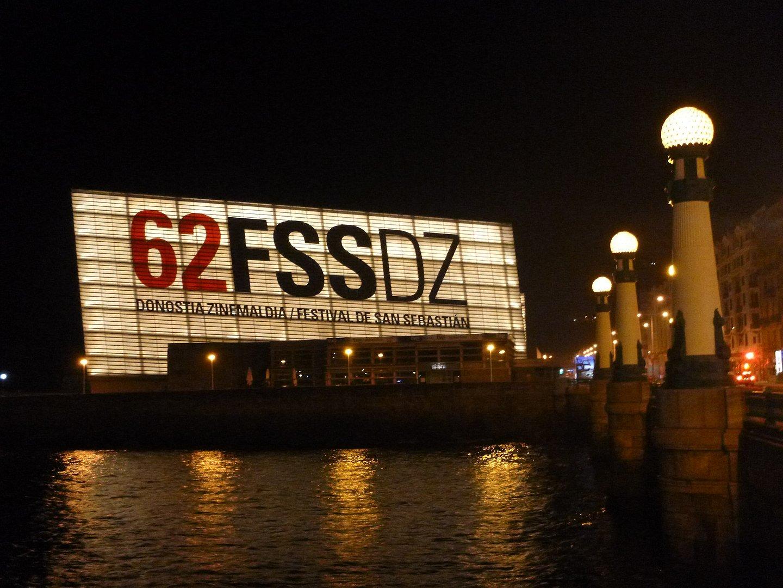 San Sebastian Film Festival Kursaal