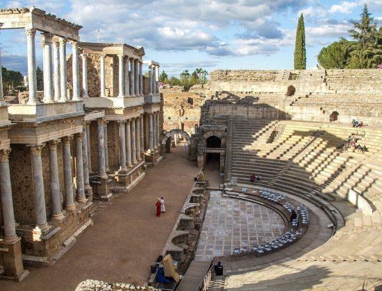 Roman Theater of Mérida