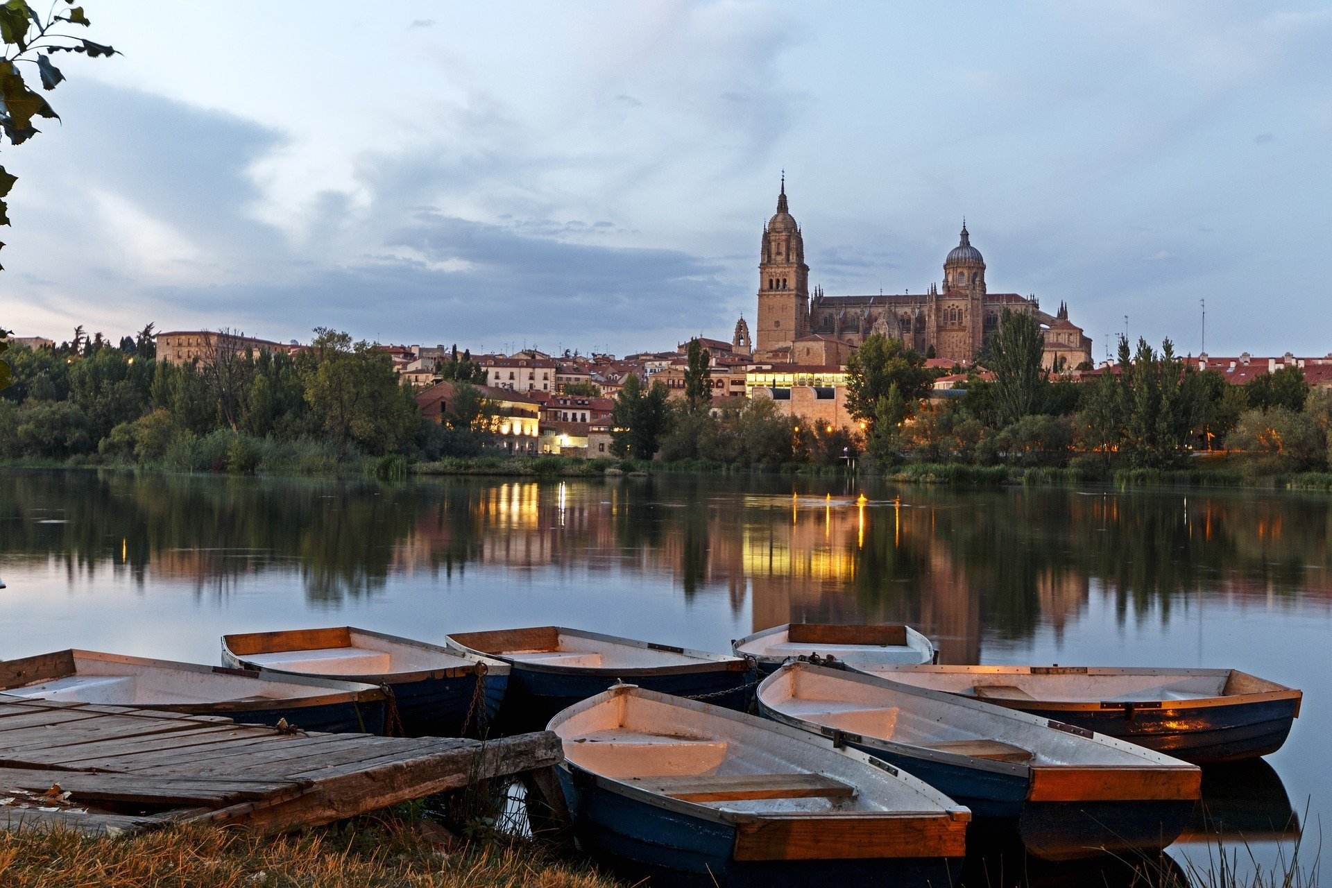 Salamanca city guide