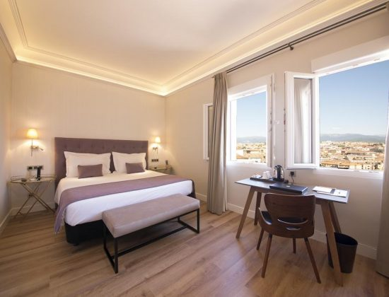 Hotel Real Segovia – Elegant and romantic 4-star hotel in the heart of Segovia