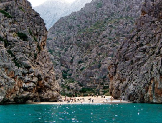 Cala Sa Calobra – Balearic islands