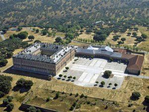 Palace of Riofrio in Segovia