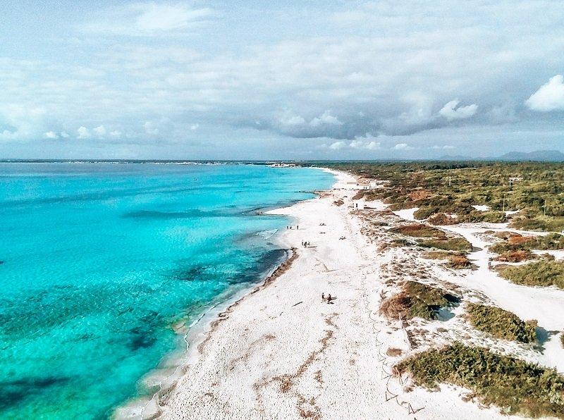 the best beaches in mallorca