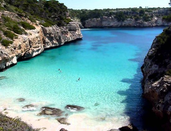 Caló des Moro – Balearic islands