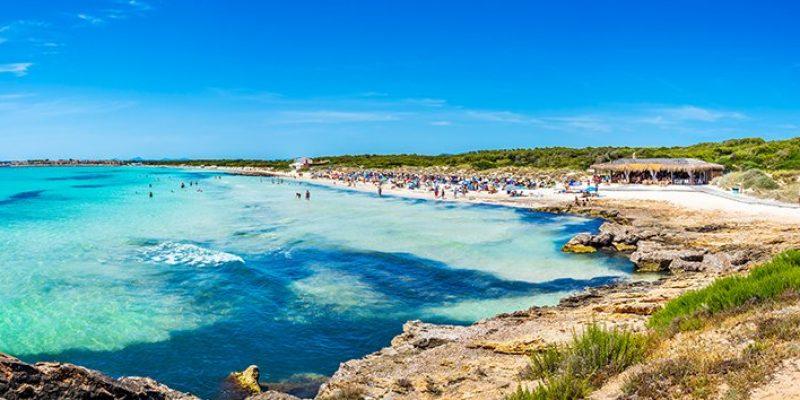 Es Trenc – Balearic islands