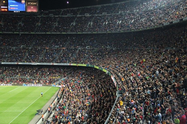 2 amazing soccer stadiums in barcelona makespain 2 amazing soccer stadiums in barcelona