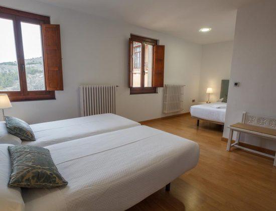 Hospederia Seminario Conciliar de San Julián: Charming and modern lodgings in the heart of Cuenca